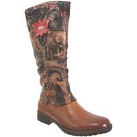 Zapatos Mujer Botas urbanas Laura Vita Gacmayo 15 Marrón claro