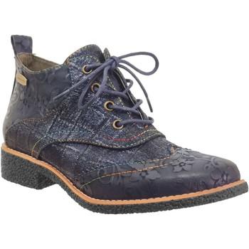 Zapatos Mujer Botas de caña baja Laura Vita Cocralieo 07 marino