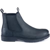 Zapatos Hombre Botas de caña baja Lumberjack SM97903 001 H01 Negro