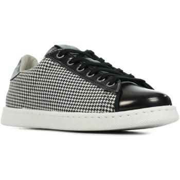Zapatos Mujer Zapatillas bajas Victoria Tenis Gales Negro