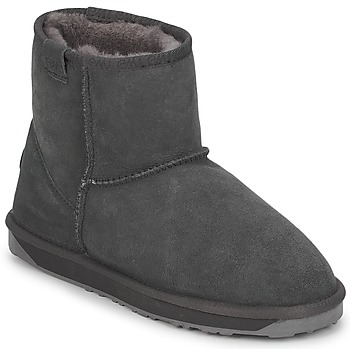 Zapatos Mujer Botas de caña baja EMU STINGER MINI Gris