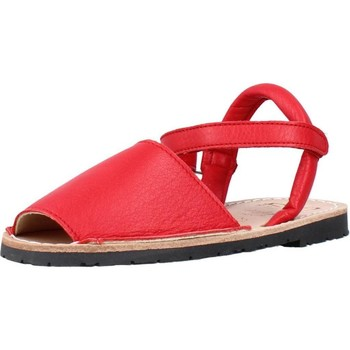 Zapatos Niño Sandalias Ria 20090 Rojo