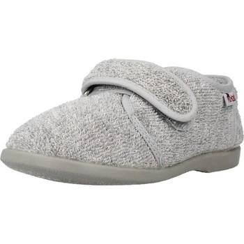 Zapatos Niña Pantuflas Vulladi 1807 052 Gris