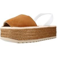 Zapatos Mujer Sandalias Ria 21940 S2 Marron