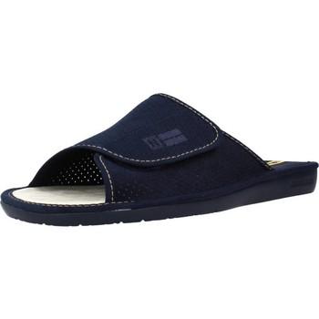 Zapatos Hombre Zuecos (Mules) Nordikas 3116N 3116 Azul