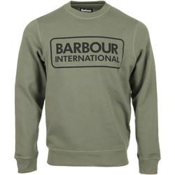 textil Hombre Sudaderas Barbour Large Logo Sweat Verde