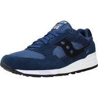 Zapatos Hombre Zapatillas bajas Saucony SHADOW 5000 Azul