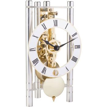 Casa Relojes Hermle 23023-X40721, Mechanical, White, Analogue, Classic Blanco