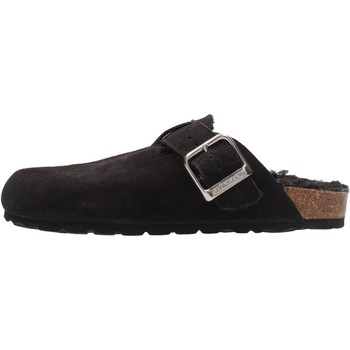 Zapatos Mujer Zuecos (Clogs) Grunland - Pantofola nero CB2587-70 NERO