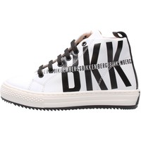 Zapatos Niño Zapatillas altas Bikkembergs - Polacchino bianco K1B4-20742 BIANCO