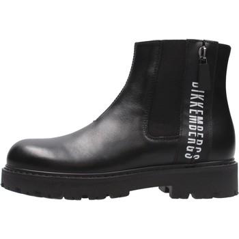 Zapatos Niño Botas de caña baja Bikkembergs - Beatles nero K4B5-20763 NERO