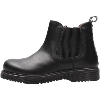 Zapatos Niño Botas de caña baja Bikkembergs - Beatles nero K1B5-20759 NERO
