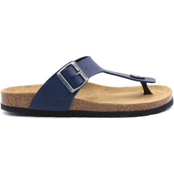 Zapatos Hombre Chanclas Billowy 8075C02 Azul