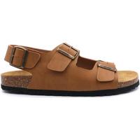 Zapatos Hombre Sandalias Billowy 8078C07 Marrón