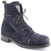 Zapatos Mujer Botas de caña baja Magistral L Ankle boots CASUAL Azul