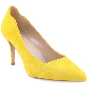 Zapatos Mujer Zapatos de tacón Wilano L Shoes Amarillo
