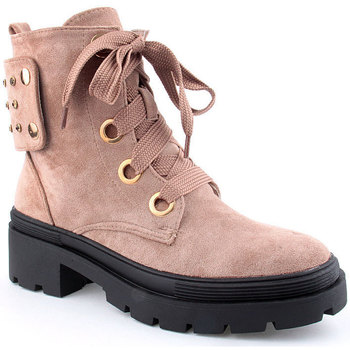 Zapatos Mujer Botines Voga L Ankle boots Military Otros