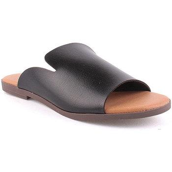 Zapatos Mujer Zuecos (Mules) Lapierce L Slipper Swimming Negro