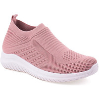 Zapatos Mujer Slip on Lapierce L Tennis CASUAL Rosa