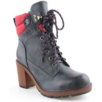 Zapatos Mujer Botines Lapierce L Ankle boots CASUAL Azul