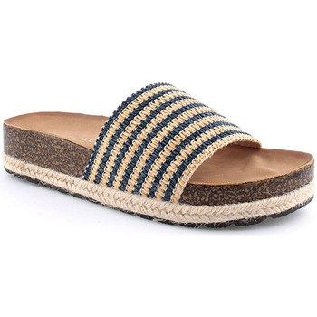 Zapatos Mujer Zuecos (Mules) Lapierce L Slipper BIO Azul