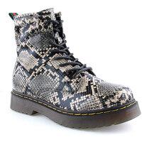 Zapatos Mujer Botas de caña baja Lapierce L Ankle boots Military