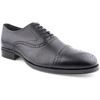 Zapatos Hombre Derbie Pelflex M Shoes Negro