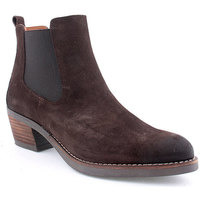 Zapatos Mujer Botines Wilano L Ankle boots Texana Marrón