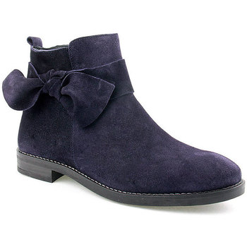 Zapatos Mujer Botines Wilano L Ankle boots Lady Azul