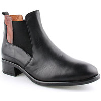 Zapatos Mujer Botines Wilano L Ankle boots CASUAL Negro