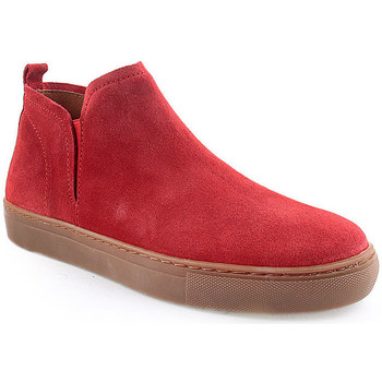 Zapatos Mujer Botines Wilano L Ankle boots CASUAL Rojo