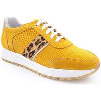 Zapatos Mujer Zapatillas bajas Wilano L Shoe Sporty Amarillo