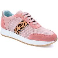 Zapatos Mujer Zapatillas bajas Wilano L Shoe Sporty Rosa