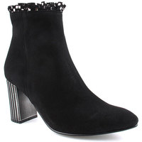 Zapatos Mujer Botines Wilano L Ankle boots Negro