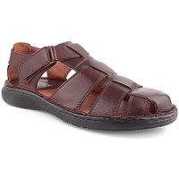 Zapatos Hombre Sandalias Innovation M Sandals Comfort Marrón