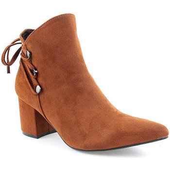 Zapatos Mujer Botines Innovation L Boot Lady Marrón