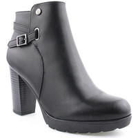 Zapatos Mujer Botines Berluskas L Ankle boots CASUAL Negro
