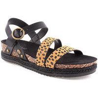 Zapatos Mujer Sandalias Isteria L Sandals CASUAL Negro