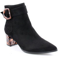Zapatos Mujer Botines Azarey L Ankle boots Clasic Negro