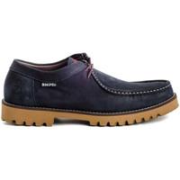 Zapatos Hombre Mocasín Snipe 21231 Azul