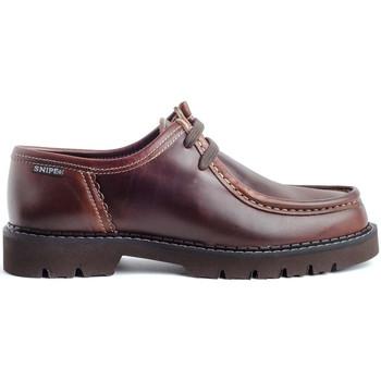 Zapatos Hombre Mocasín Snipe 42342 Marrón