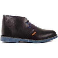 Zapatos Hombre Botas de caña baja Colour Feet MOGAMBO WARM Negro