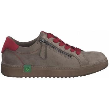 Zapatos Mujer Deportivas Moda Jana 23780 VEGANO BEIG BEIG