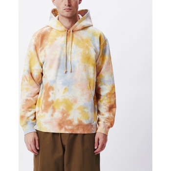 textil Hombre Sudaderas Obey Mini bold recycled tie dye hd Multicolor
