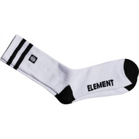 Accesorios Hombre Calcetines Element Clearsight socks Blanco