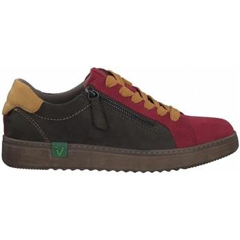 Zapatos Mujer Zapatillas bajas Jana 23780 VEGANO KAKI KAKI