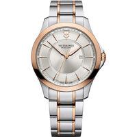 Relojes & Joyas Hombre Relojes analógicos Victorinox 241912, Quartz, 40mm, 10ATM Oro