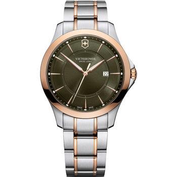 Relojes & Joyas Hombre Relojes analógicos Victorinox 241913, Quartz, 40mm, 10ATM Oro