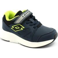 Zapatos Niños Zapatillas bajas Lotto LOT-I21-214860-11L Blu