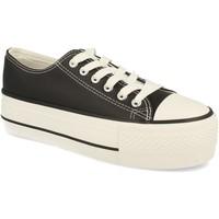 Zapatos Mujer Zapatillas bajas Tony.p ABX-105 Negro